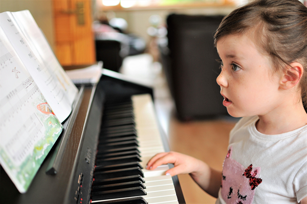 Piano lessons with Cerys