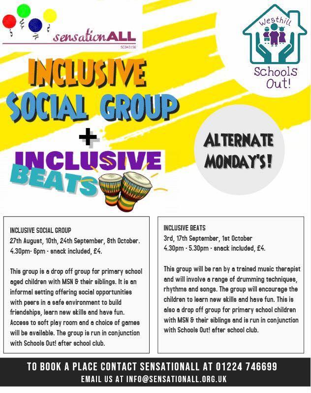 Inclusive Beats